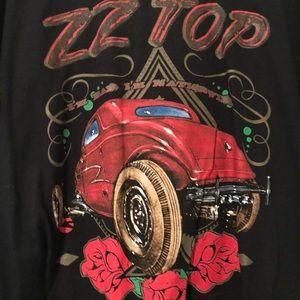 ZZ Top tour T-shirt